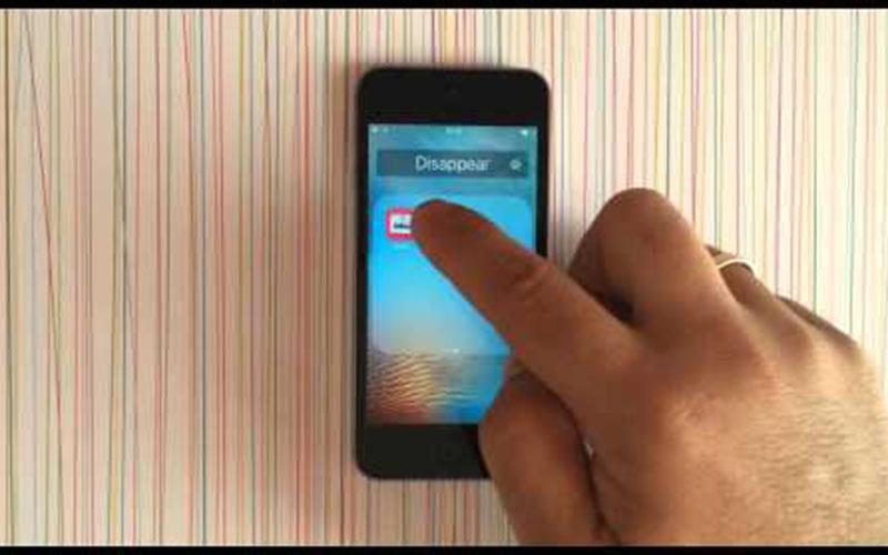 現在終於有方法可以讓超煩人又刪不掉的「iPhone內建App」消失在桌面上了!  -