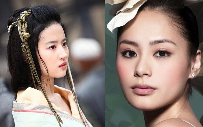 票選16位「零整型」女明星排行榜!第3名王祖賢,第2名林心如,第1名竟是...!天啊!你絕對想不到!