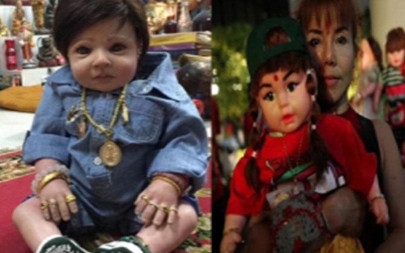 在泰國,父母相信孩子過世後靈魂會附在娃娃上,於是決定把娃娃帶回家一起生活,沒想到最後竟發生了超恐怖的事...!  -