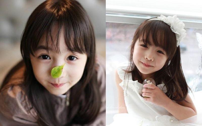 「史上最可爱的韩国小萝莉」!一看到这笑容每个人心!
