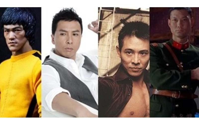 「十大打入好萊塢的華人巨星名單」!甄子丹竟然墊底第十名,而第一就是他...!  -