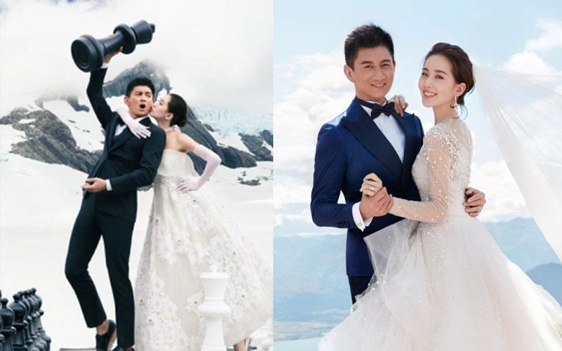 吳奇隆、劉詩詩婚禮的伴郎竟然是「他們」,完成眾多粉絲的心願!他還說他最珍惜的是跟她...聽到這句話女生都立刻投降了阿!!  -