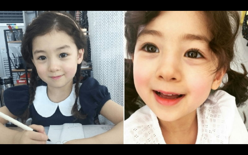 「史上最可愛的韓國小蘿莉」!!一看到這笑容每個人心都淪陷了啊!  -