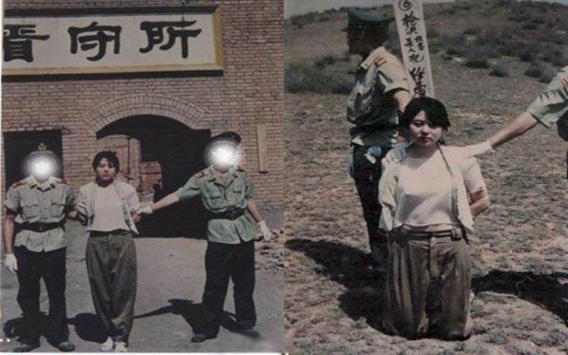 中國最美的10名女死刑犯:多數曾遭性侵!  -