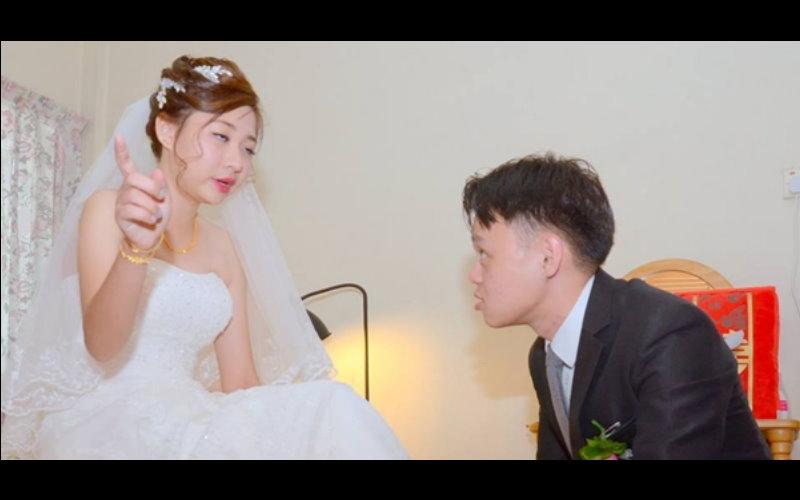 這對新人用了婚顧警告過「千萬別挑的攝影師」,結果婚禮的照片讓新人「徹底崩潰」了!  -