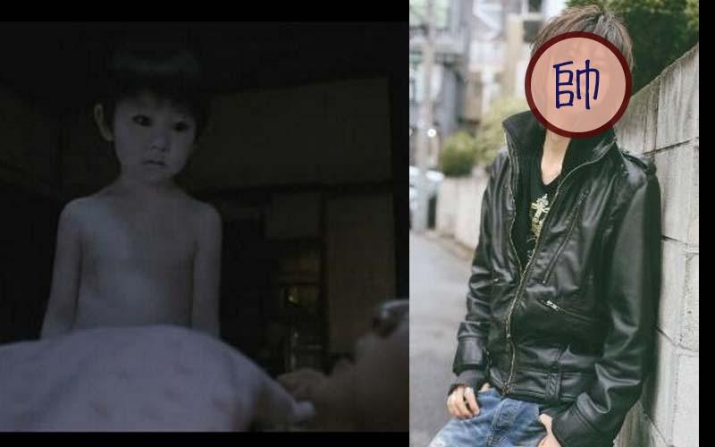 《咒怨》裡的小男孩俊雄現在已經長大囉!20歲的他已經變成花美男了呢!  -