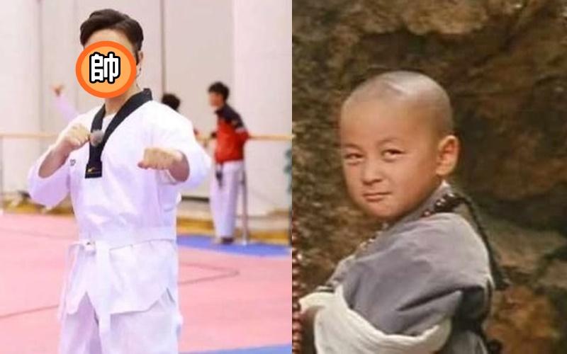 被網友嫌「長歪」,釋小龍一個月怒瘦20多斤,帥回來了!