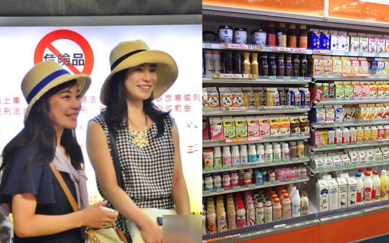 沒想到日本人來台竟然都跑來搶「這5種超商飲料」?!聽他們講完我也馬上衝下樓買來喝了!