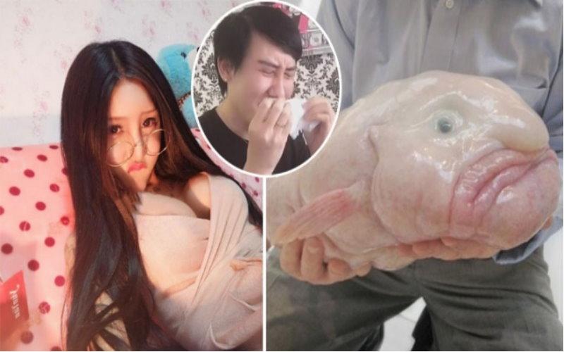 嚇死人!繼「蛇精男」後強國再現「魚精女」!堪稱最醜魚類!