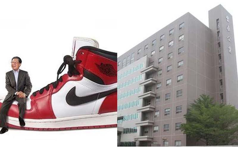 這間製造喬丹鞋的台灣公司,員工收入平均年薪高達110萬,還嚴格規定五點要下班!這根本...