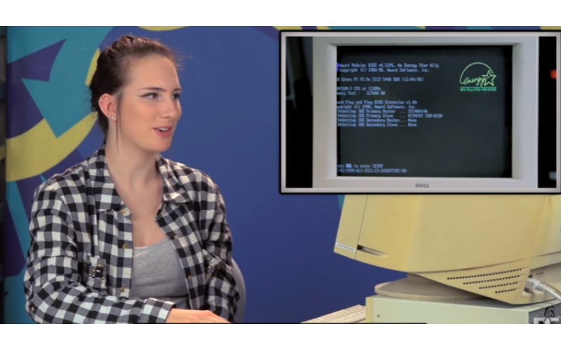 時代眼淚!青少年第一次使用「 Windows 95 的反應」傻眼問:不能用 WiFi 上網嗎?