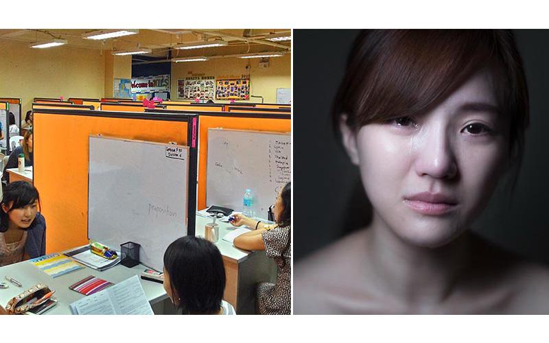 低收戶還有錢染髮!女網友到學校辦補助手續卻被老師洗臉,網友安慰「她嫉妒你年輕貌美啦」。