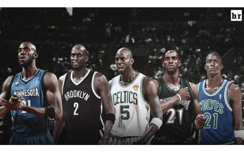 NBA又一傳奇球員告別球壇!Kevin Garnett正式宣佈退休,狼王結束21年傳奇職業生涯 (影)