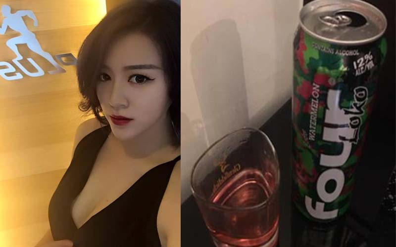 酒國女英豪!女星李妍憬親身實測「喝一瓶就倒的斷片失身酒」,最後的結果讓網友都傻眼了!