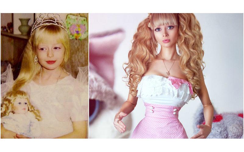 這名俄羅斯女孩從小被「當作芭比娃娃扶養長大」,沒想到被父母「過度保護」的她到28歲還沒…