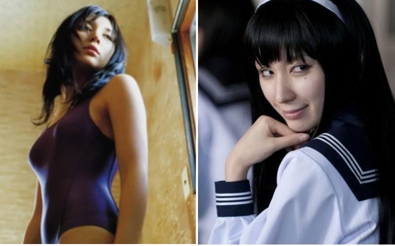 「最美富江」仲村消失螢幕5年後宣告將以AV女優身份復出!