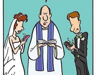 現在人結婚的手續。