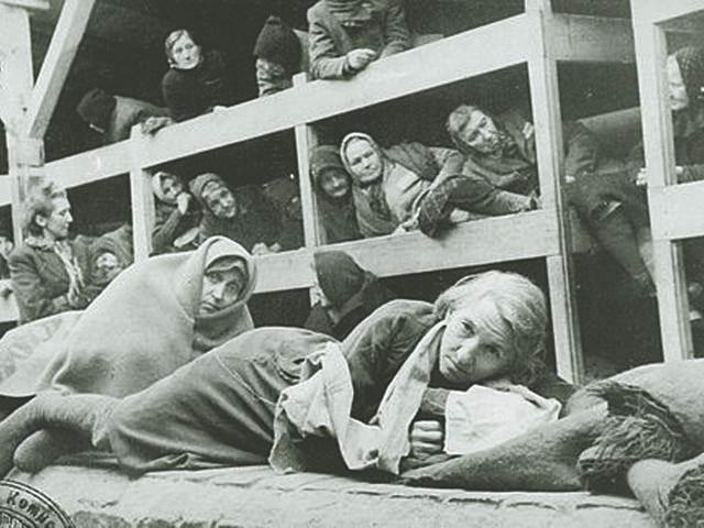 小女孩在临刑前拉著纳粹士兵的手说了『一句话』,顿时