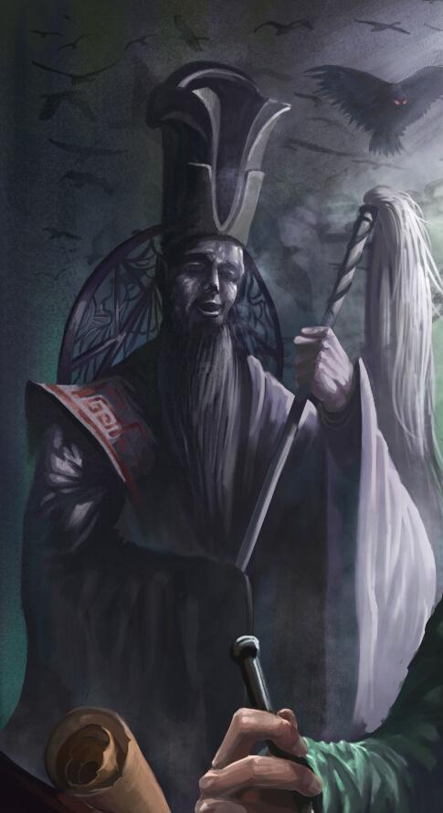 西方有地狱,我们有阴曹地府 十殿阎罗王掌管我们死后