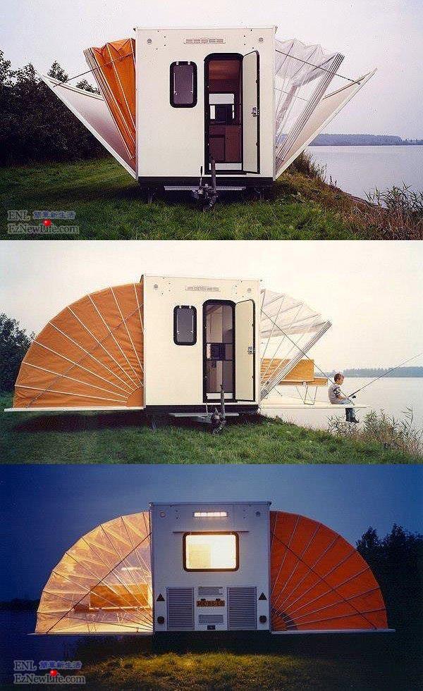 超正點露營車,你也想要一台嗎!