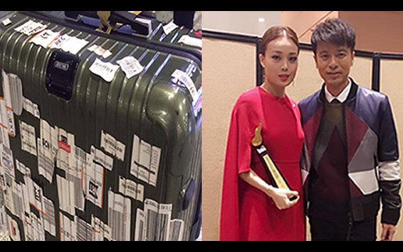 香港天王級男歌手PO文抱怨航空公司弄丟行李,才發現原來他犯了你我可能都會犯的大錯!!  -