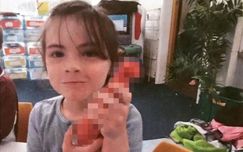臉書分享女兒的「超屌」黏土作品照,地方媽媽們看了臉都熱熟啦XD  -