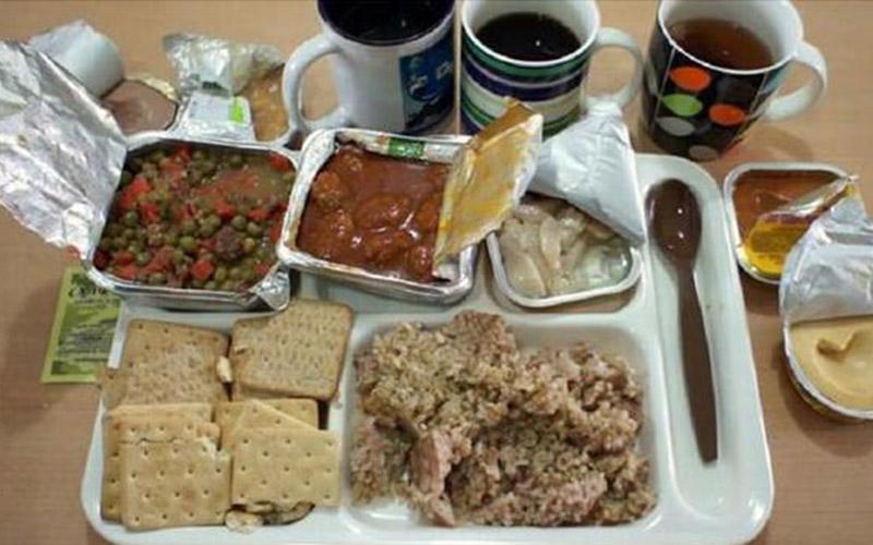 8國「軍中營養午餐大比拚」,法國的超講究根本比餐廳裡還豐盛!看到日本的我簡直驚呆了阿!!  -