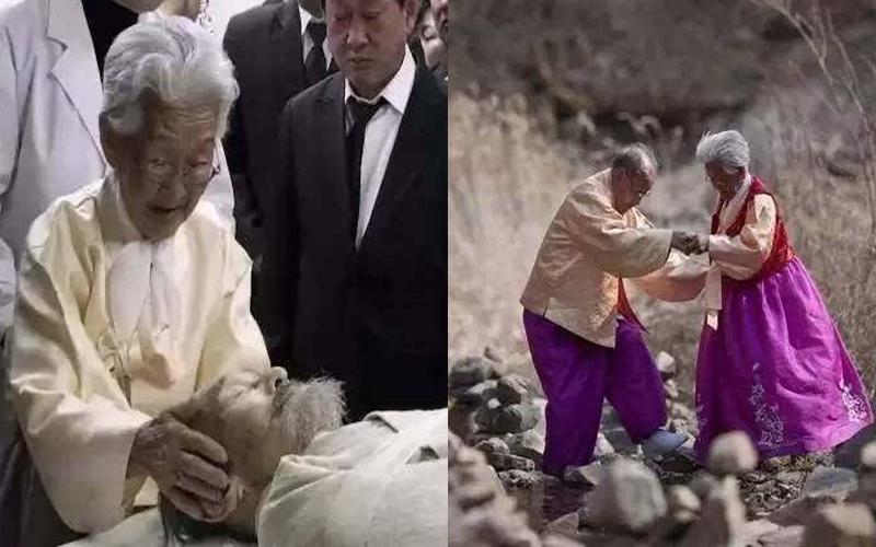 他們14歲就結婚 相愛了76年,用一生的愛情詮釋了何謂「執子之手,與子偕老」