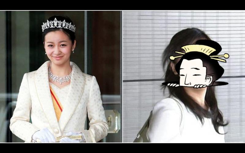 日本皇族史上最美佳子公主...出國一趟回來竟然「大崩壞」?!男粉絲崩潰:你是誰?