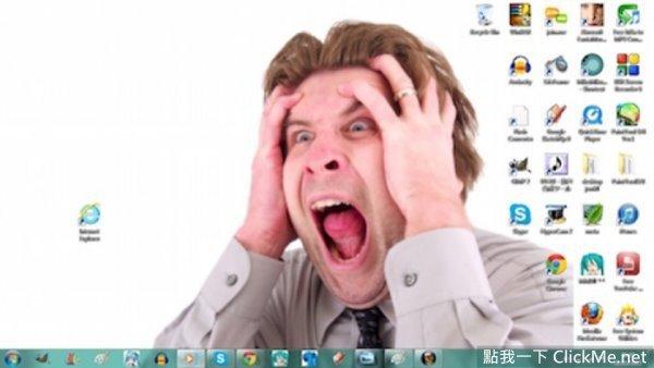 IE瀏覽器到底有多討人厭?網友用「電腦桌布」來告訴你!-1