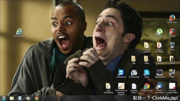 IE瀏覽器到底有多討人厭?網友用「電腦桌布」來告訴你!-0