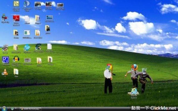 IE瀏覽器到底有多討人厭?網友用「電腦桌布」來告訴你!-4